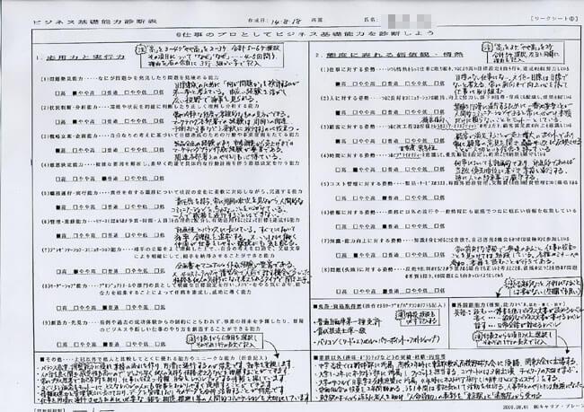 ビジネス基礎能力診断表[1]